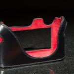 Leica M9 Camera Case black leather