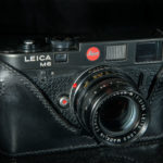 Leica M6/ M7 Camera case black leather classic cases
