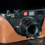 Leica M6/ M7 Camera case Brown leather classic cases
